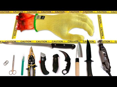 Cuánto resisten unos guantes de KEVLAR anticorte?