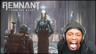 The Highly Anticipated Rematch With The Undying King!  (Remnant From The Ashes Ep.8)