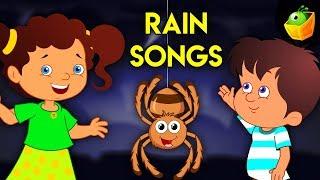 Rain Rain Go Away | + More Nursery Rhymes & Kids Songs - Magicbox English