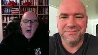 Dana White talks to Kevin Iole about Conor, Khabib, Cyborg, Stipe-Francis & boxing