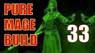 Skyrim Pure Mage Walkthrough NO WEAPONS NO ARMOR Part 33 - Ultimate Combat Gear [2/2]