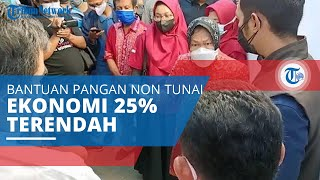 Bantuan Pangan Non Tunai, Program Bantuan Pemerintah untuk Rakyat Tingkat Ekonomi 25% Terendah