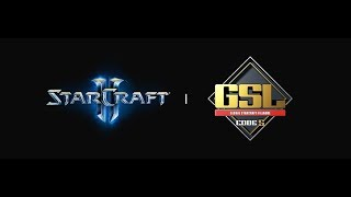 [ENG] 2018 GSL S3 Code S RO32 Group D