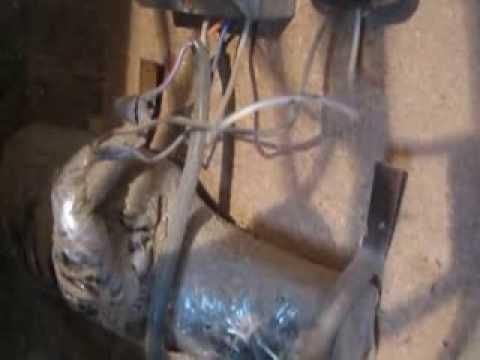 Преобразователь однофазного тока в трёх фазный