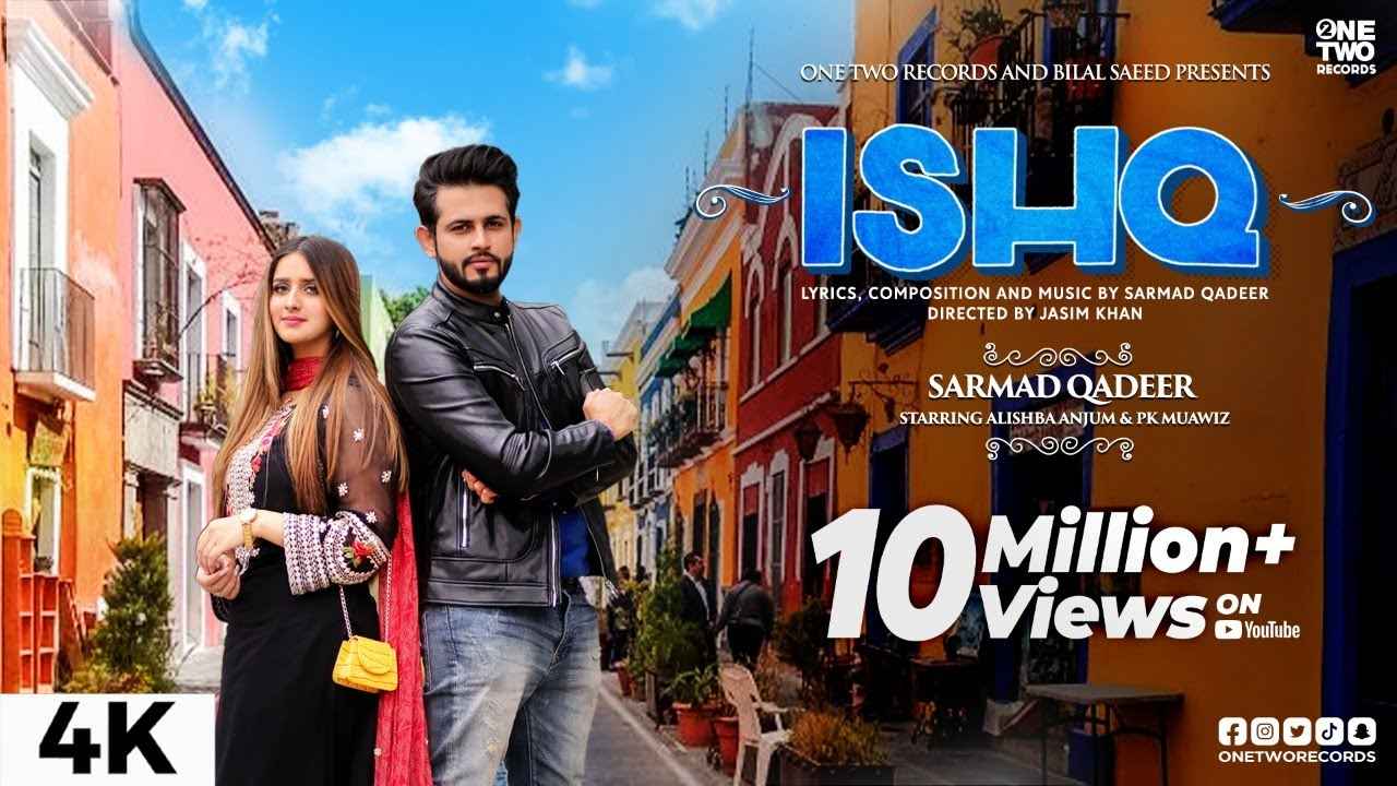 Ishq Lyrics – Sarmad Qadeer| Sarmad Qadeer Lyrics