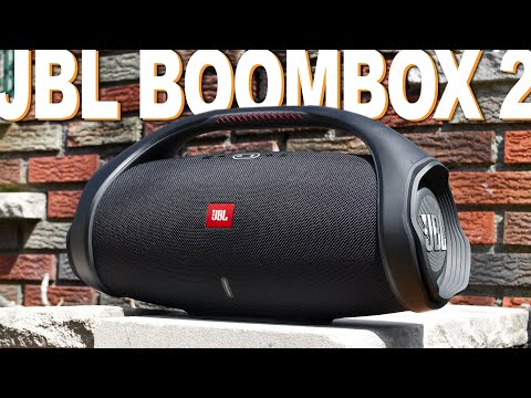 External Review Video -vsueaFXPtI for JBL Boombox 2 Wireless Speaker