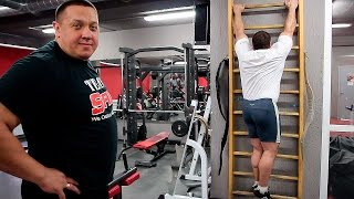 Упражнения при грыжах и протрузиях позвоночника (В. Максюта, М. Кокляев)