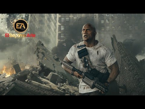 Trailer Proyecto Rampage