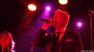 ABC-THAT WAS THEN BUT THIS IS NOW-Live @ Mezzanine-San Francisco, Oct 16, 2014-New Wave-Dance-80s-UK
