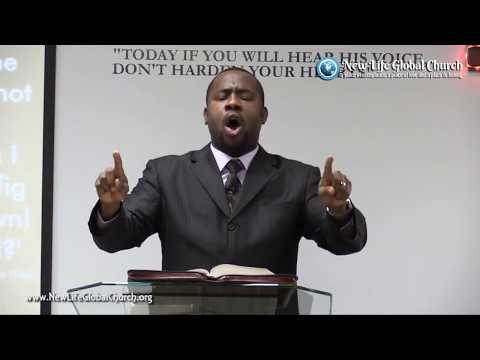 """What are you going to do different?"" with Apostle Emmanuel Echidime"