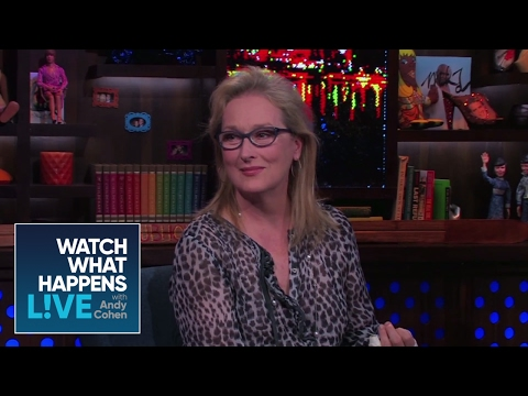 Meryl Streep | Shag, Marry, Kill | WWHL
