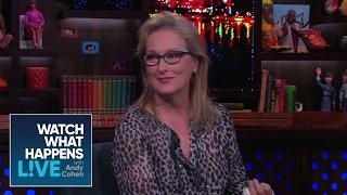Meryl Streep | Shag, Marry, Kill | WWHL