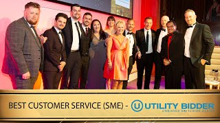 TELCA 2019 - Best Customer Service (SME) Winner