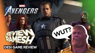 Avengers: A-Day | Desi Game Review I Review Ramesh