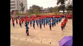 preview picture of video 'Dân vũ khoa Toán_ Trường ĐH Sư phạm Thái Nguyên'