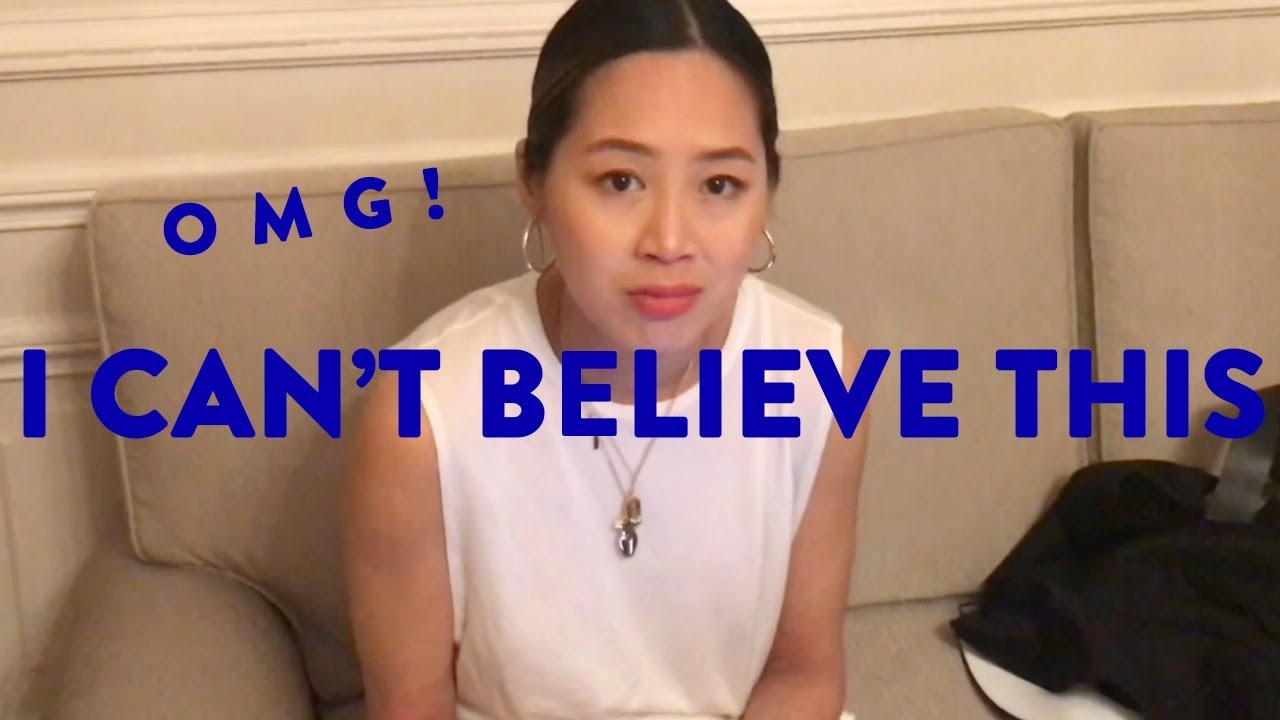 OMG! You Won't Believe What Went Wrong At The Louis Vuitton Show | Aimee Song