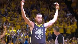 Warriors 2018 Finals: Game 2 vs Cavaliers (6-3-2018)