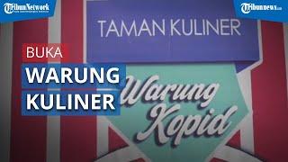 Dampak Pandemi Corona, Warga Villa Mutiara Gading 2 di Bekasi Buka Warung Kuliner