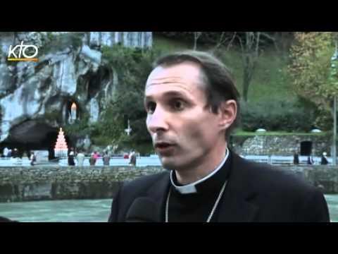 """Mgr Nicolas Brouwet - Président du groupe de travail """"Internet et l'Eglise"""""""