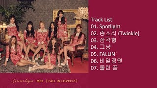 [Full Album] Lovelyz – Fall in Lovelyz (3rd Mini Album)