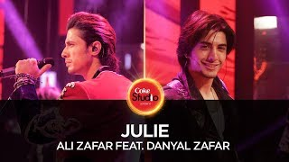 Ali Zafar feat. Danyal Zafar, Julie, Coke Studio Season 10, Episode 4.