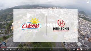 Caso de éxito Celema – SAP Business One – Heinsohn