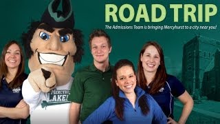 preview picture of video 'Bringing Mercyhurst U to You:Admissions Road Trip 2013'