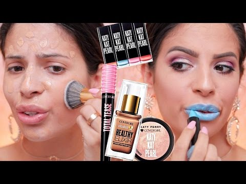 NEW COVERGIRL MAKEUP | Elixir Foundation HIT OR MISS?
