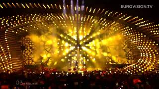 Nadav Guedj - Golden Boy (Israel) - LIVE at Eurovision 2015 Grand Final