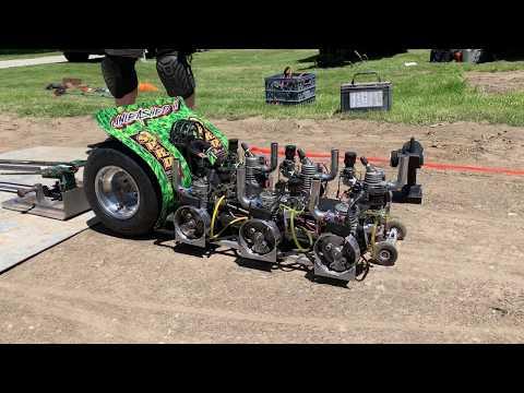 Running Greg's 6 engine Beast - WWPA Test and Tune May 31st 2020