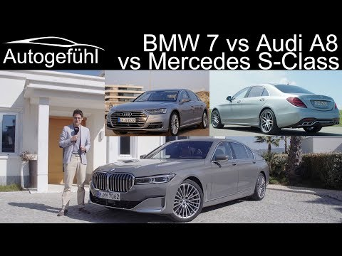 External Review Video -w0vvfJHKlQ for Audi A8, A8L & S8 Sedan (D5 Typ 4N)