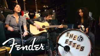 "The Ettes Perform ""Teeth"" 