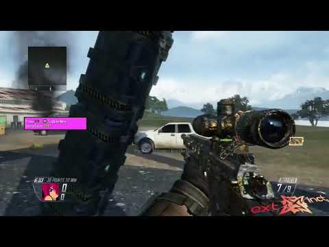 Black Ops 2 GSC Mod Menu 'All In One' Showcase - Zulix Aka Hurley