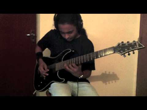 Tantrum - Mental Studio Session: Webisode 5 (Lead Guitar)