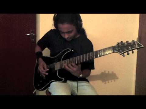 Tantrum - Mental Studio Session: Webisode 5 (Lead Guitar)