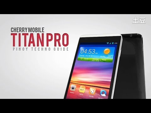 Cherry Mobile Titan Pro Specs and G Pen Functions
