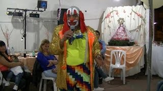 preview picture of video 'Payaso Acuarela Salta. Fiesta 2014.'
