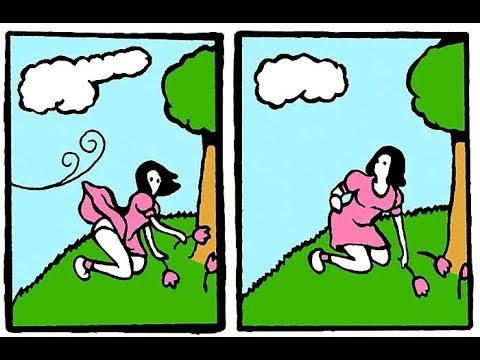 New comic about dark humor (40 pics)