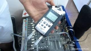 Диктофон Zoom H5: характеристики, цена, отзывы, настройка