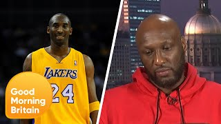 "Kobe Bryant's Teammate Lamar Odom Says It's ""Like a Long-Lasting Nightmare"" 