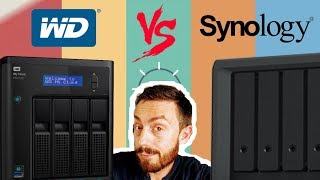 Synology Vs WD NAS in 2019