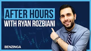 $AHT, $WISH and $BTC Price   Targets After Hours with Ryan Rozbiani   Stock Market LIVE 🚨