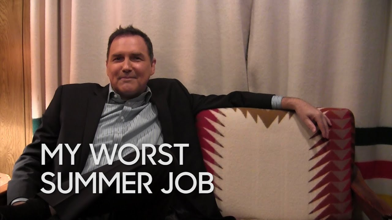 My Worst Summer Job: Norm Macdonald thumbnail
