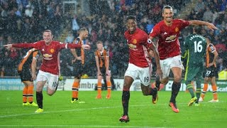 Marcus Rashford Seizes Manchester United Chance With Winner Against Hull City