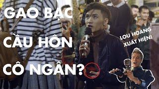 GAO BẠC CẦU HÔN CÔ NGÂN VÀ CÁI KẾT | VÌ YÊU ANH SẼ | Music Video (Proposal Version) | LOU HOÀNG