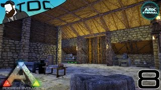 ARK: SURVIVAL EVOLVED! | WORK SHOP UPGRADE! | Ep 8 (MODDED ARK ETERNAL CRYSTAL ISLES)