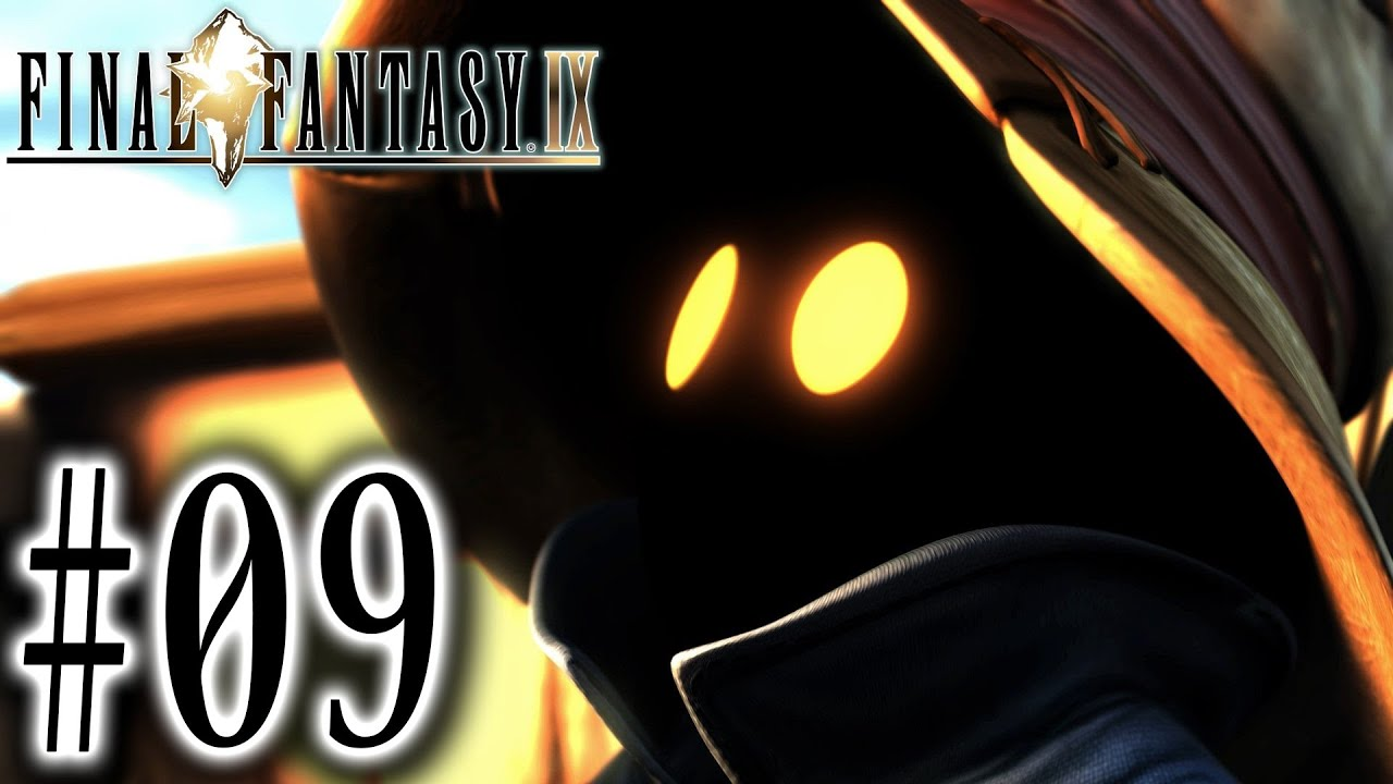 Final Fantasy IX – Part 09: Theaterviertel und Industriegebiet
