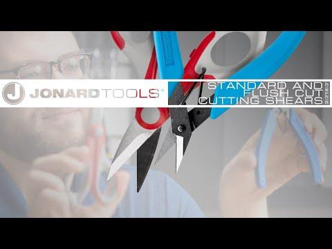Video: Jonard Tools JIC-186 Kevlar Shears