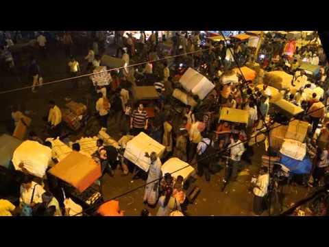 Indien 2014 Delhi-Diwali-Wahnsinn2