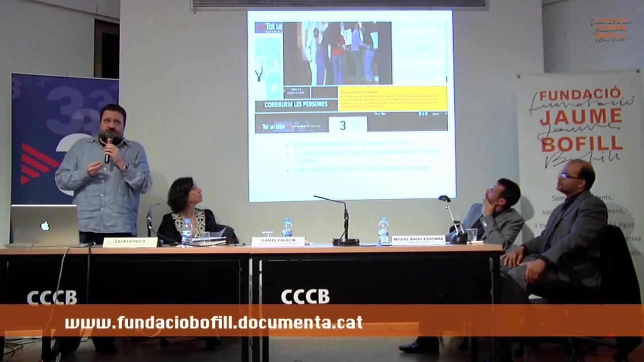 """""""Tot un món"""" i """"Documenta"""" del projecte Conciutadania Intercultural"""